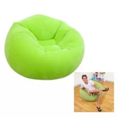 Intex Air Chair All Weather Garden Table And Chairs Inflatable Beanless Bag Buy Sell Online Best