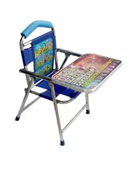 portable study chair swing seats uk politics foldable for kids blue buy online at best prices in pakistan daraz pk