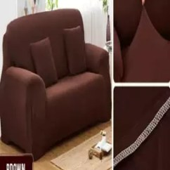 Sofa Cover Cloth Rate Battersea Park Road Stretch Fitted 5 Seater Dark Brown Buy Online At Best Prices In Pakistan Daraz Pk