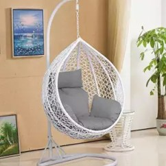 Hanging Chair Lahore Stacking Chairs With Arms Swing Stand Cushion For Adult White Jhoola Garden Indoor Outdoor Egg Shape Buy Online At Best Prices In Pakistan Daraz Pk