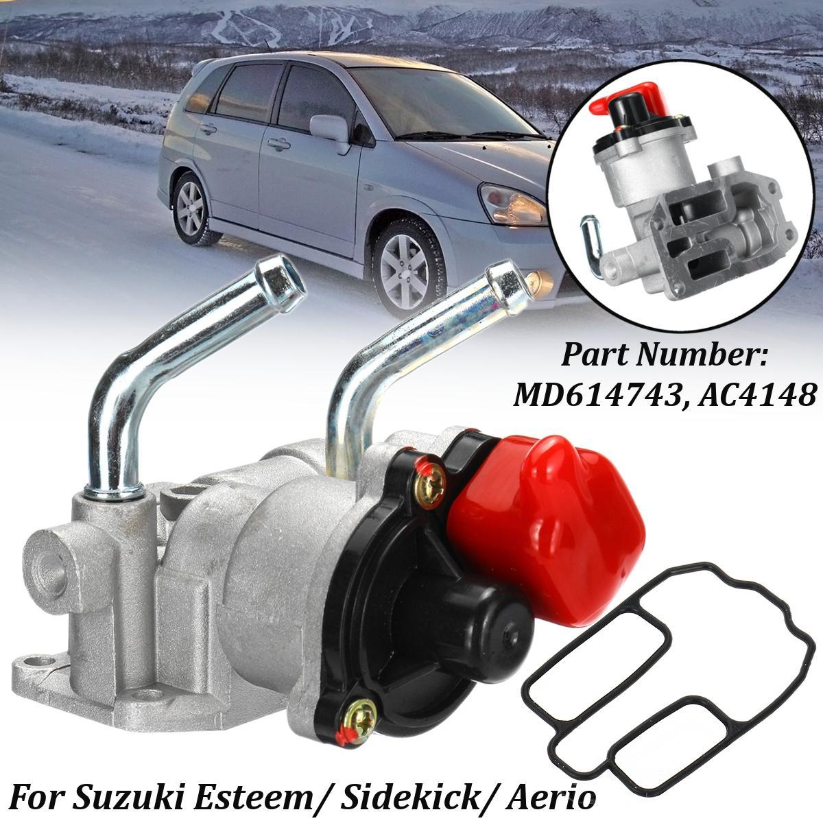 hight resolution of  free shipping flash deal idle air control valve for suzuki esteem sidekick