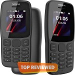 New Nokia 106 2018 Dual Sim High Quality Keypad 2000 Contact Buy Online At Best Prices In Pakistan Daraz Pk