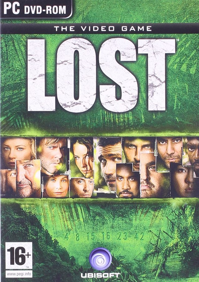 PC DVD Lost: The Video Game: Buy Online at Best Prices in Pakistan |  Daraz.pk