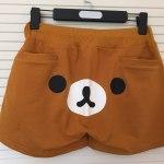 Japanese Kawaii Cute Relaxed Bear Shorts Brown Bear 3d Three Dimensional Soft Sister Shorts Velvet Shorts Women Shorts Buy Online At Best Prices In Pakistan Daraz Pk