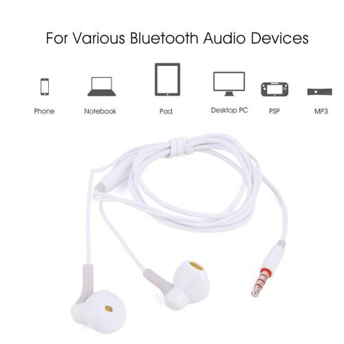 small resolution of product details of k38 3 5mm deep bass half in ear wired earphone stereo earbuds headset w mic