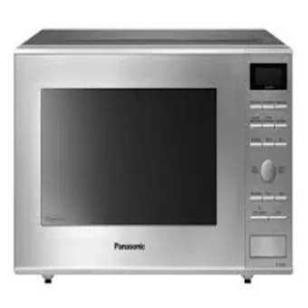 panasonic nn sd681s microwave oven with inverter technology 32 liters stainless steel