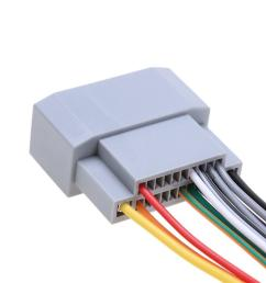 commander for 2007 2008 jeep compass for 2002 2007 jeep grand cherokee for 2002 2007 jeep liberty for 2007 jeep patriot included 1 x car stereo wiring  [ 1001 x 1001 Pixel ]