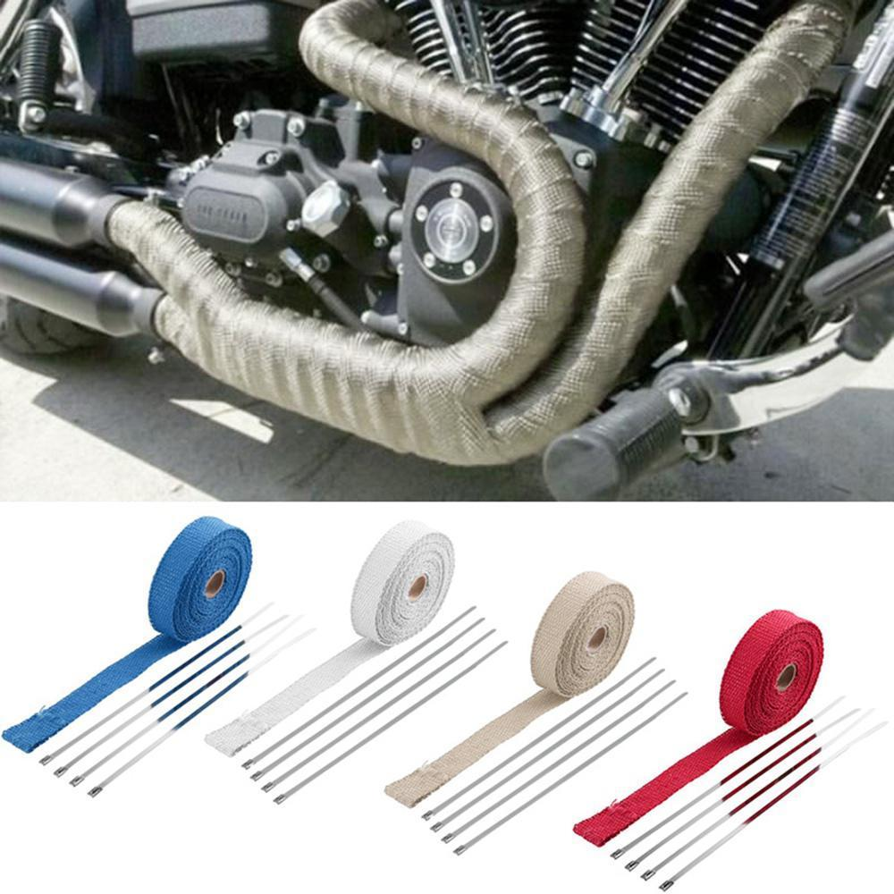 cover motorcycle heat insulation cloth