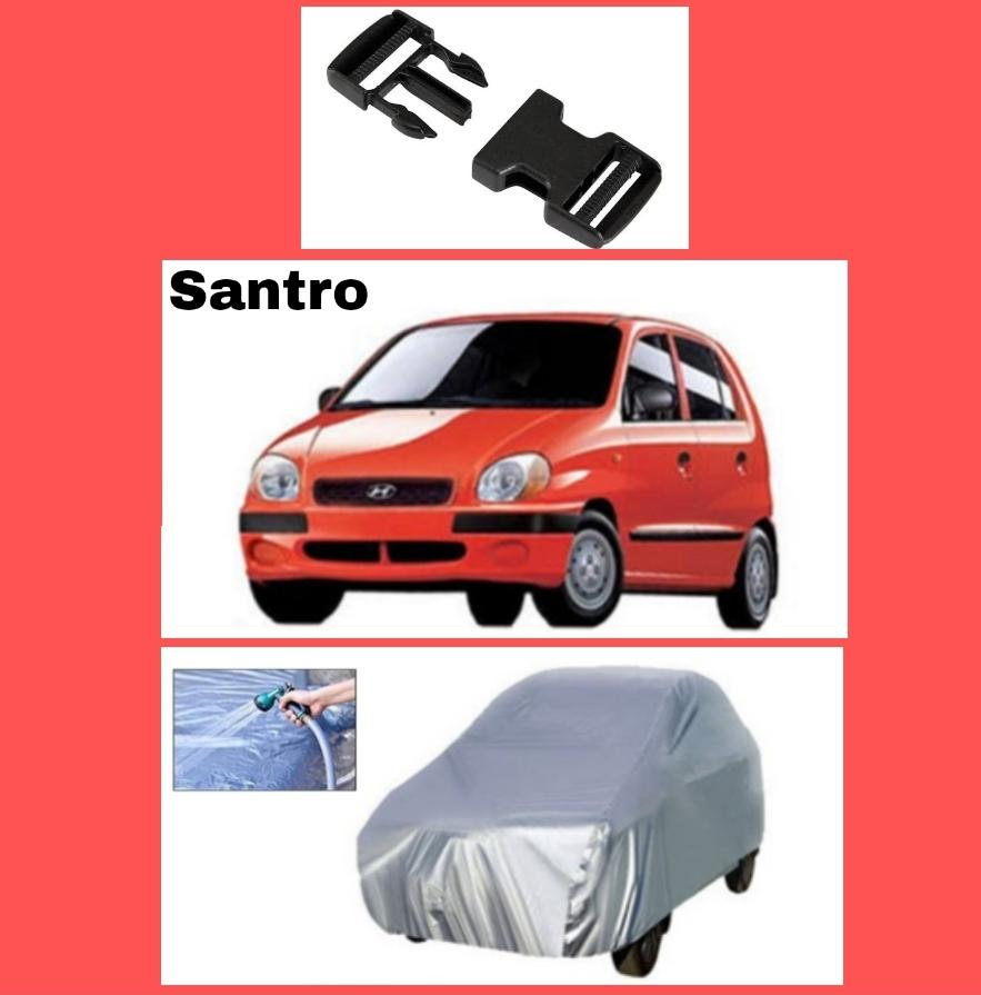 hight resolution of product details of santro car top cover with buckle locks 4 heavy wind hyundai santro parachute quality