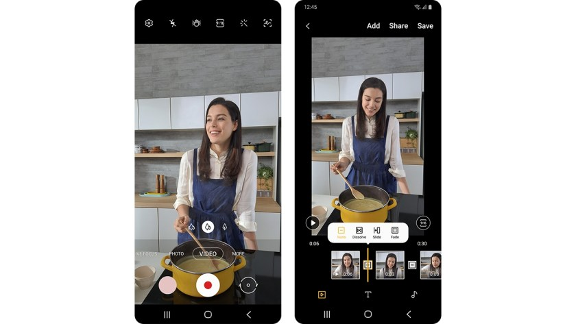 An all-in-one video editing suite, right from your phone