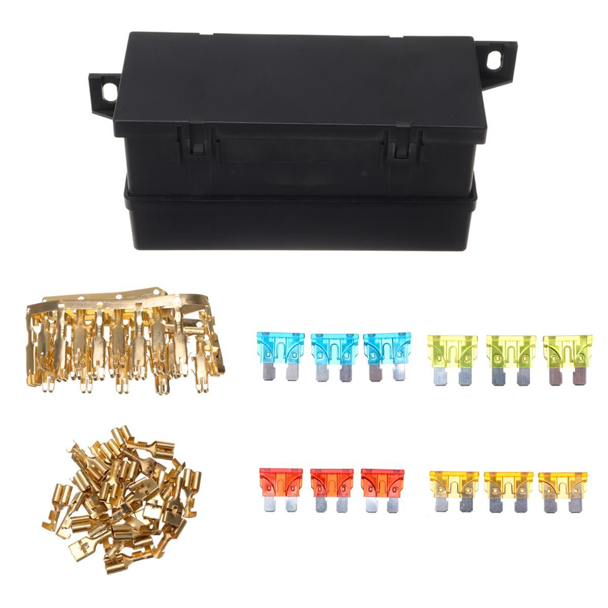 hight resolution of product details of free shipping flash deal auto car part 6 way 80a 6 relays w relay box 12 blade fuses waterproof