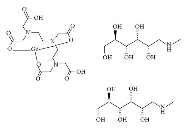 -DTPA-Meglumine-Anionic Linear Globular Dendrimer G1