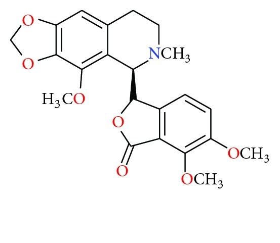 Isolation and Characterization of Antitumor Alkaloid from
