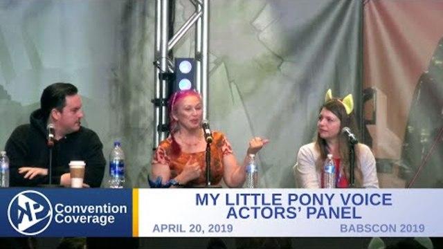 my little pony voice