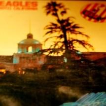 Eagles - De Vinilo Hotel California . Original 1976. En