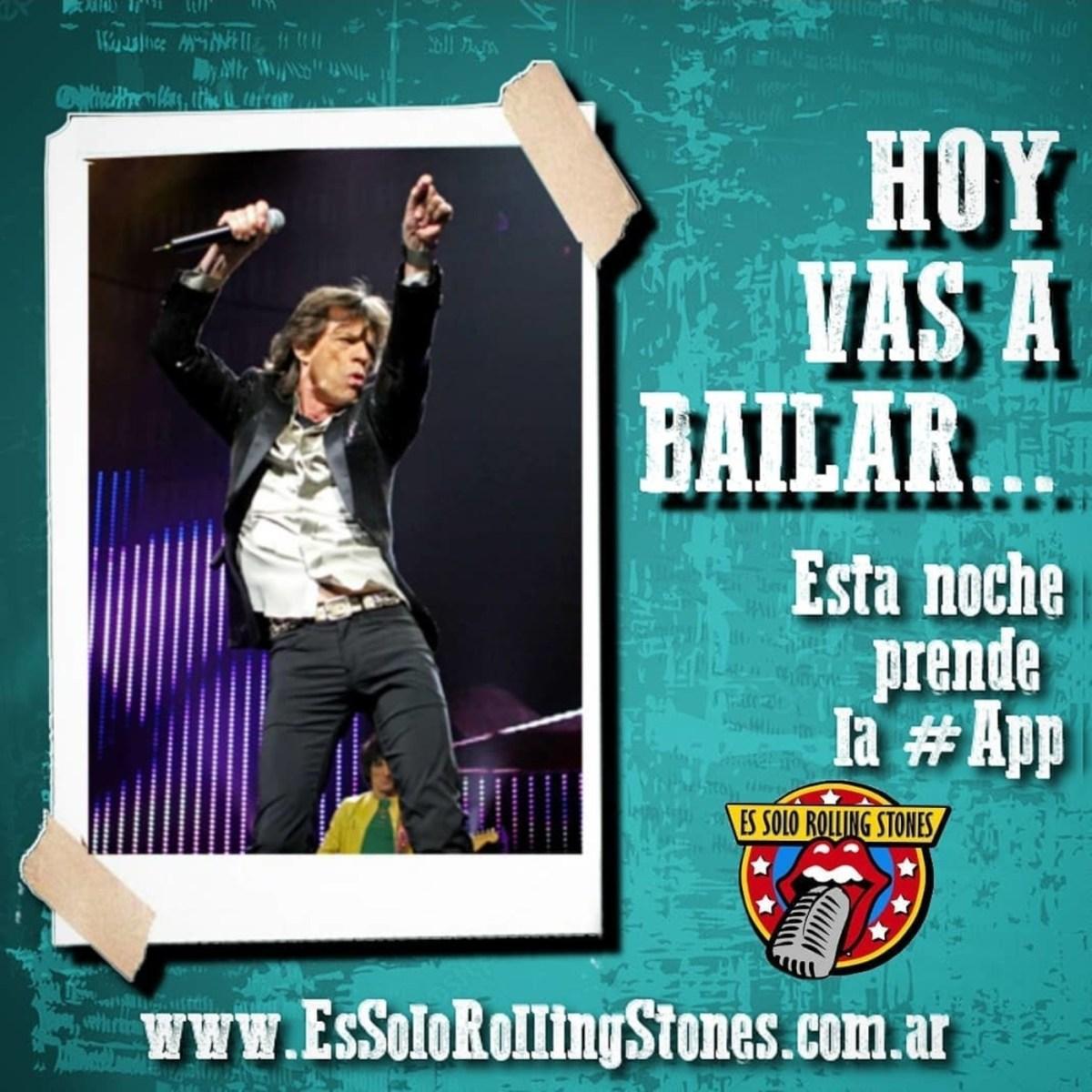 Canciones de los Rolling Stones para bailar