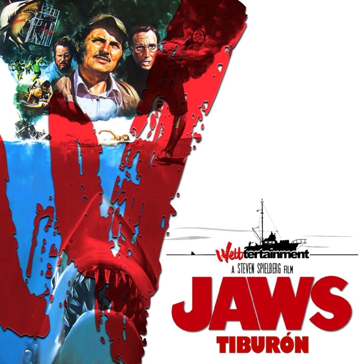 JAWS Tiburón / Steven Spielberg