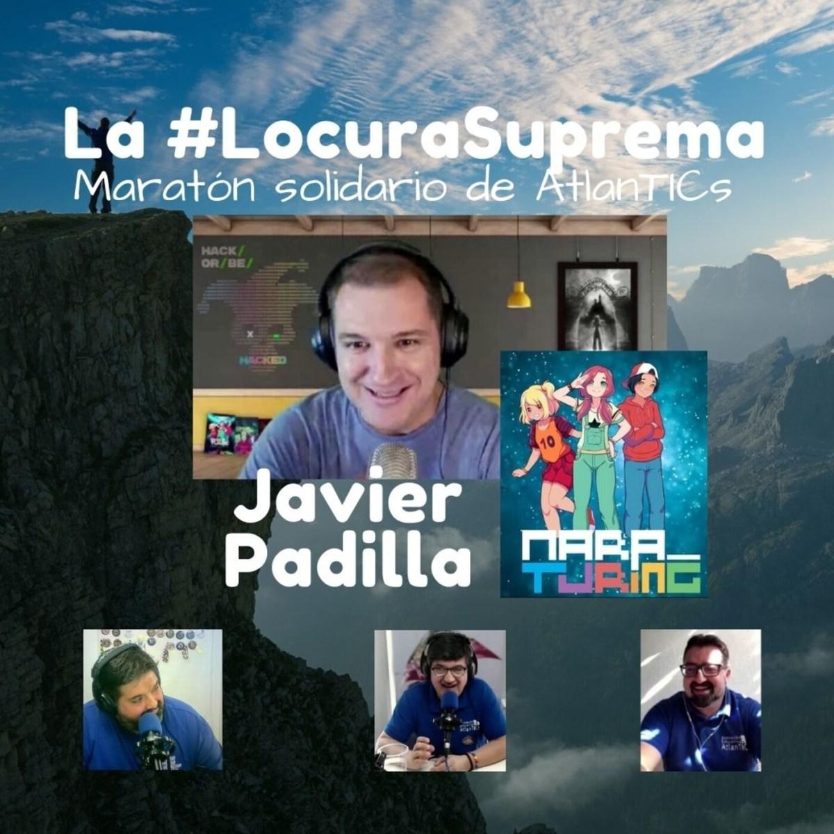 🤪 La #LocuraSuprema con Javier Padilla ✍🏽 #MaraTuring