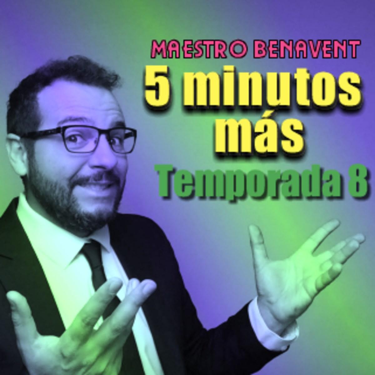 5 minutos mas