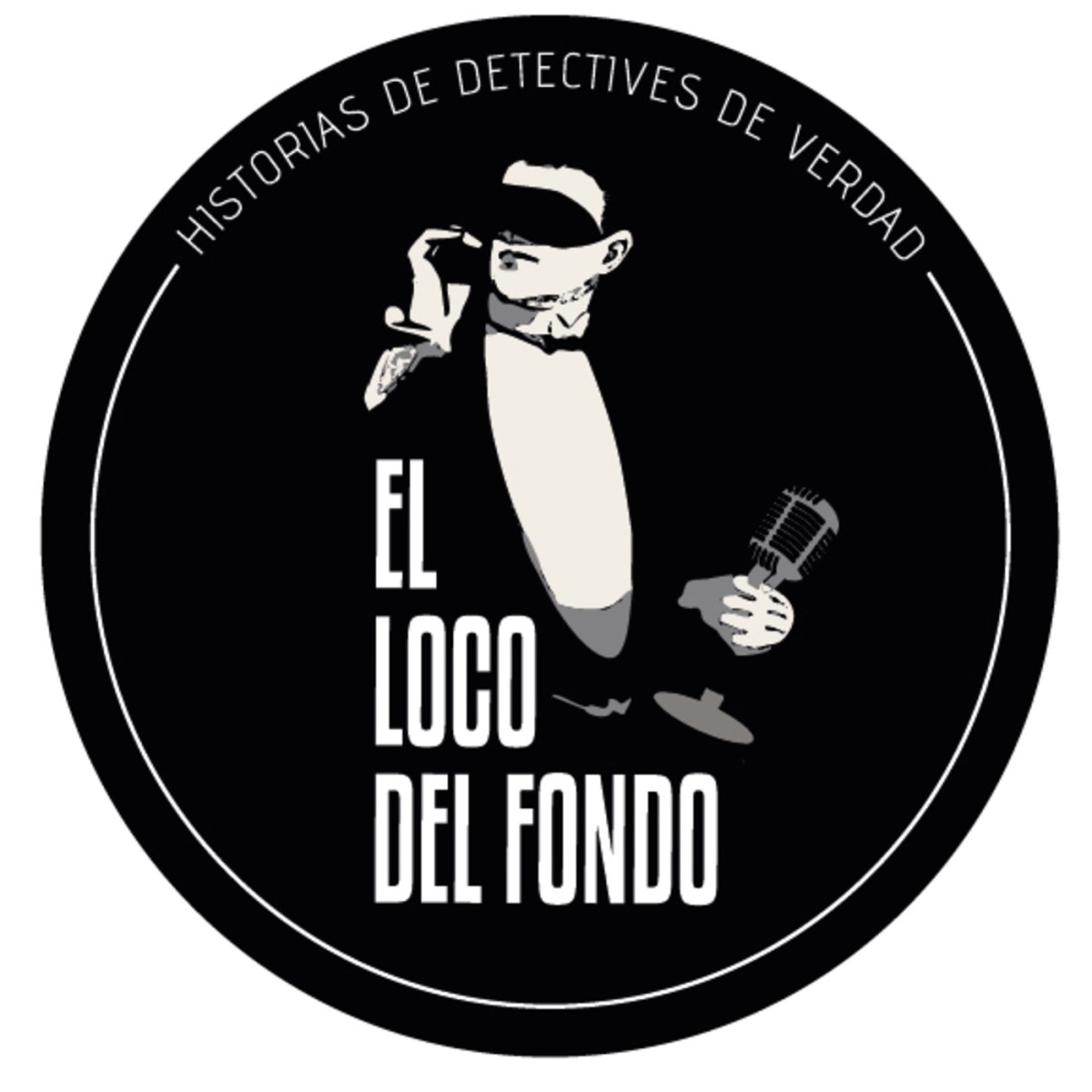 El Loco del Fondo. Historias de detectives