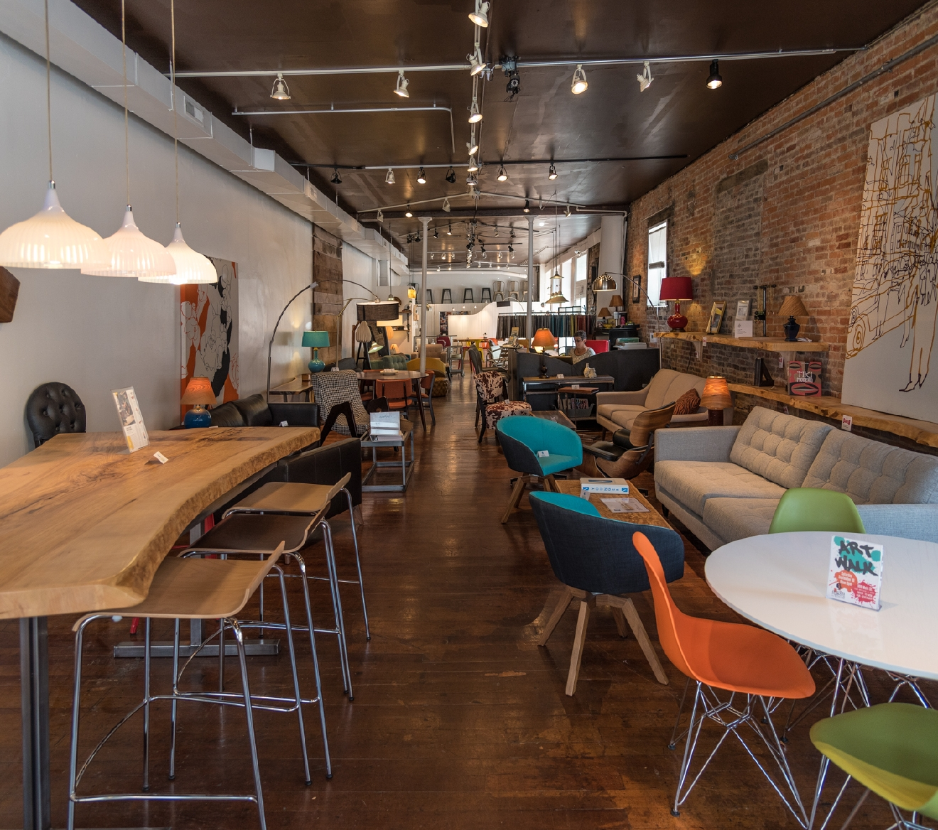 This Downtown Furniture Takes Mid Century Modern Into The 21st Century Cincinnati Refined