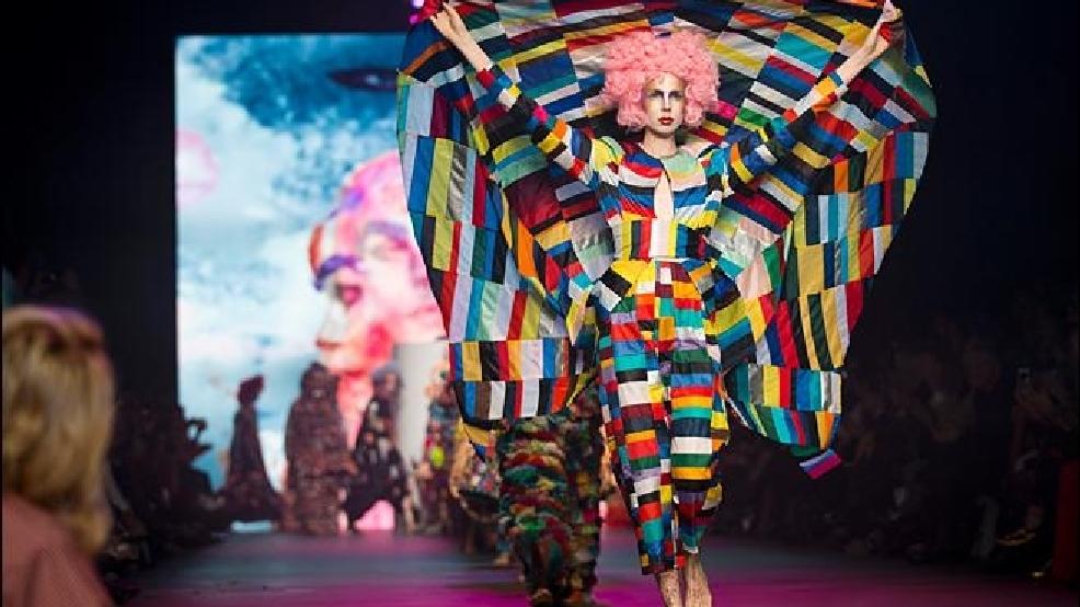 Photos Outlandish outfits at Netherlands Fashion Week  KBAK