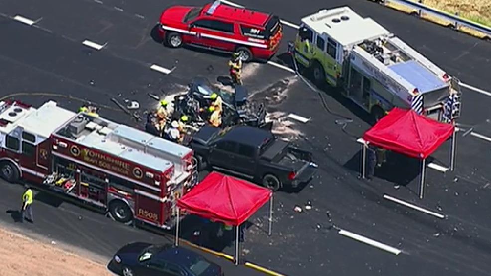 1 Dead In Multicar Crash In Virginia, Police Say  Wjla