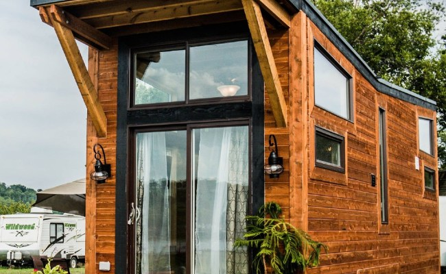 You Can Rent This Tiny Home For 150 Per Night
