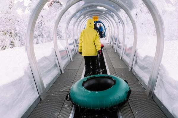 ' Tubing Season Summit Snoqualmie Seattle Refined
