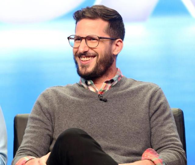 Andy Samberg Participates In The Tuesday Twosomes Lethal Weapon The Mick And Brooklyn Nine Nine Panel During The Fox Television Critics Association