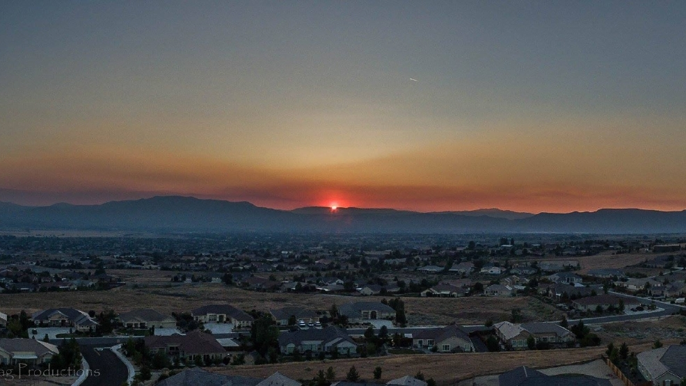 Smoke from the Trailhead Fire causes concern for northern
