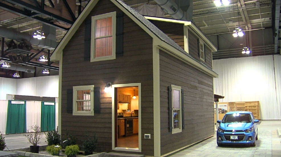 Tiny Homes On Display At Home And Garden Show Wham