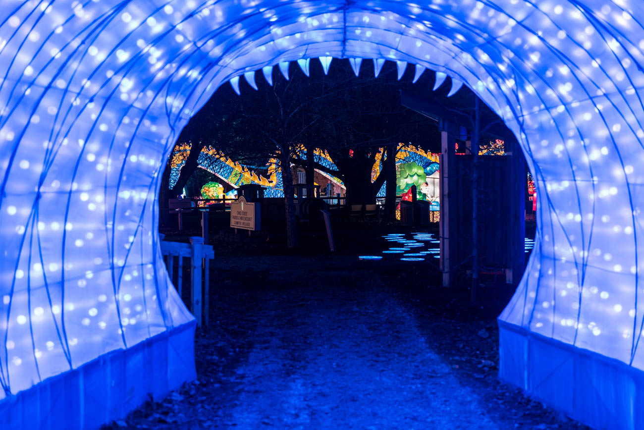 Zoo Lights Columbus Ohio Hours