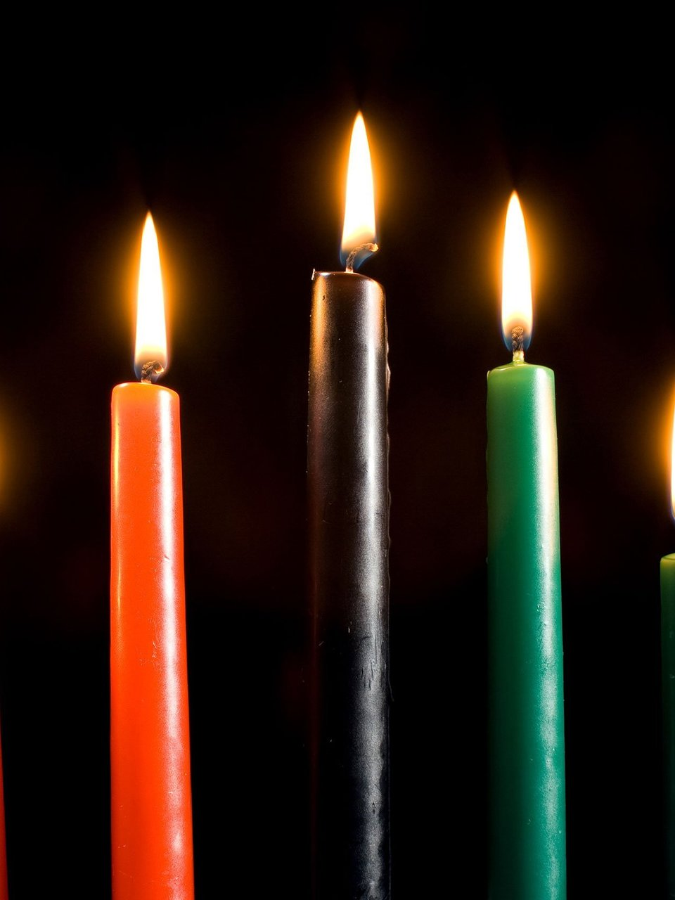 hight resolution of The seven principles of Kwanzaa   WPEC