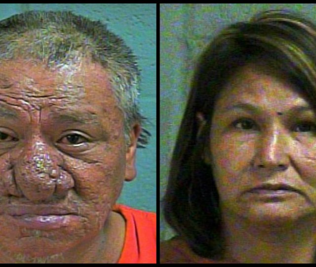 Two People Were Arrested After Allegedly Having Sex Near A Busy Oklahoma City Intersection Oklahoma County Jail