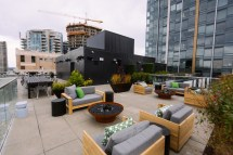 ' Nest' Highest Rooftop Patio Bar In