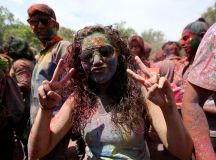 Holi comes to D.C. with loads of colored powder | DC Refined