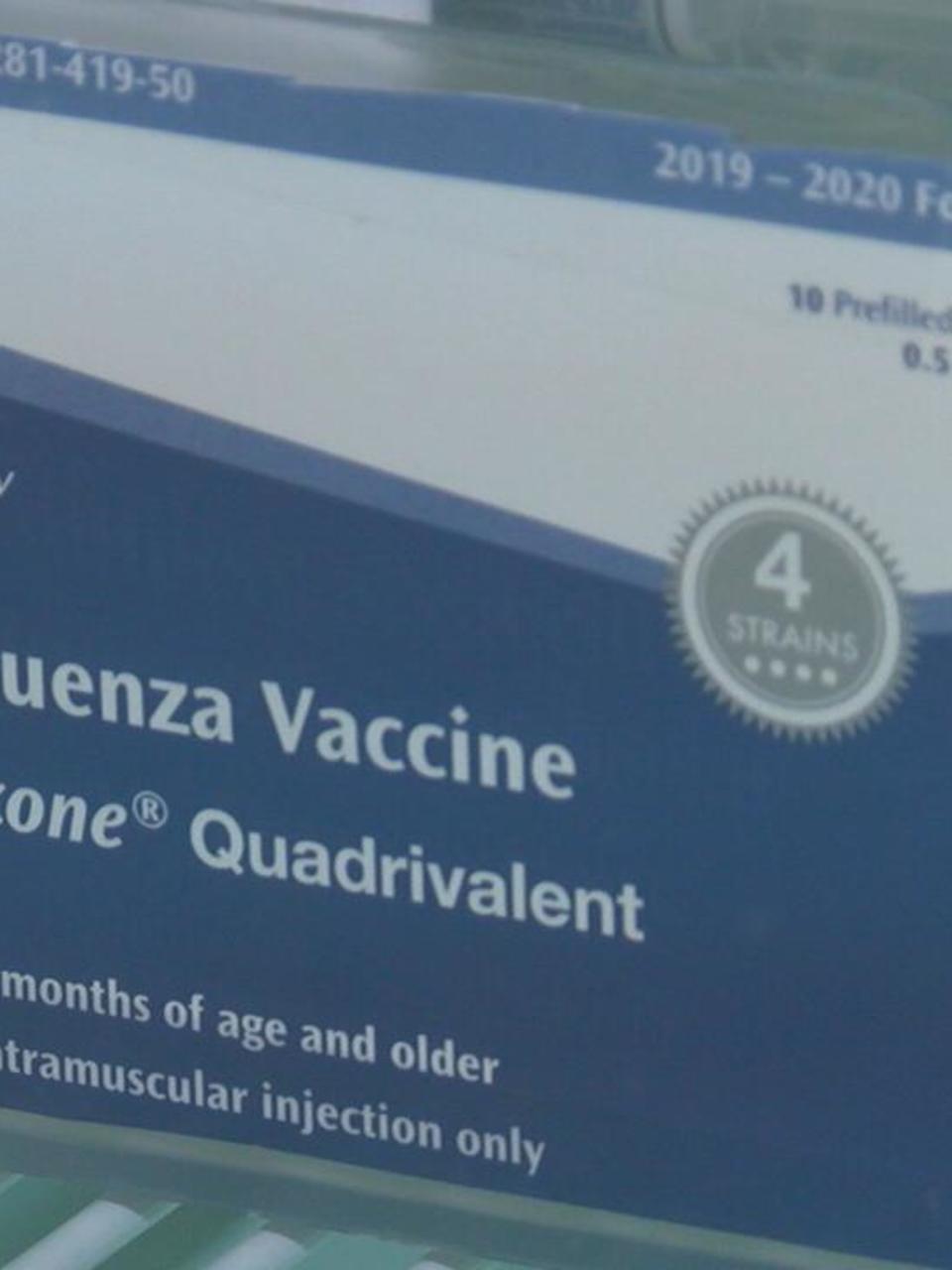 Tulsa Health Department pushes folks to get flu shot | KTUL
