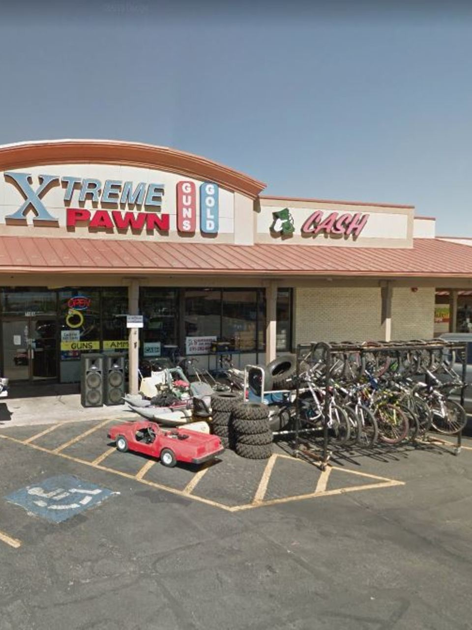Pawn Shop Fruitridge : fruitridge, 10.2M, Worth, Stolen, Merchandise, Seized, Shop,, Manager, Charged