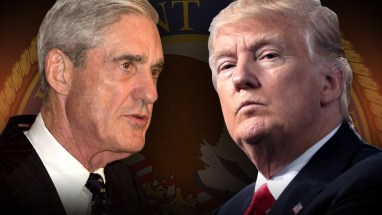 Image result for Robert Mueller vs trump