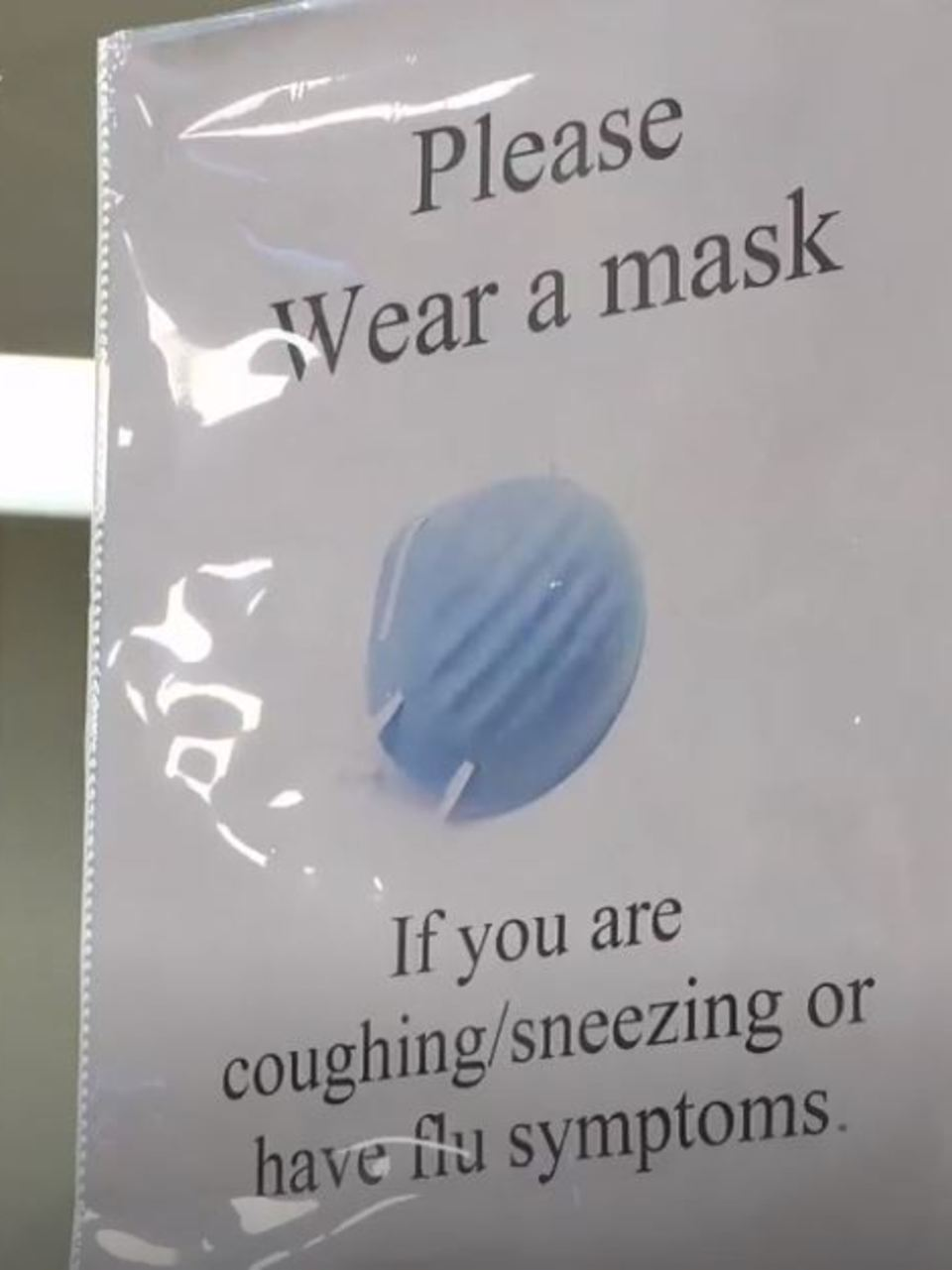 Rising flu rates prompt visitor restrictions at two hospitals   WHAM