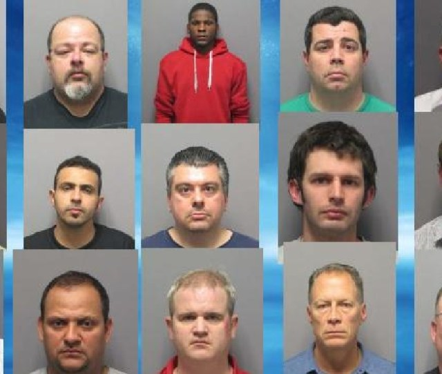 17 Arrested In Human Trafficking Sting