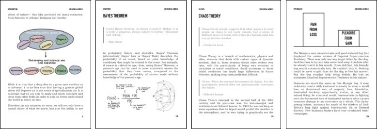 100 Mental Models Book