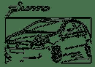 フィアット グランデプント FIAT GRANDE PUNTO