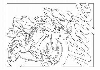 カワサキ ニンジャ ZX-10R [ KAWASAKI ZX-10R NINJA ]