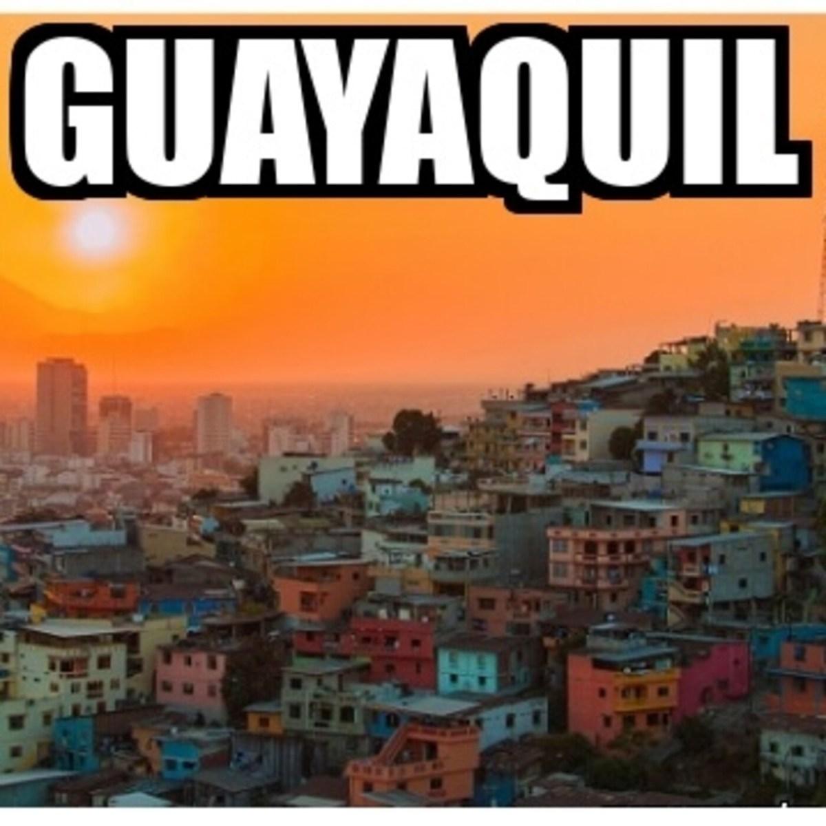 30 días – 30 ciudades – Guayaquil