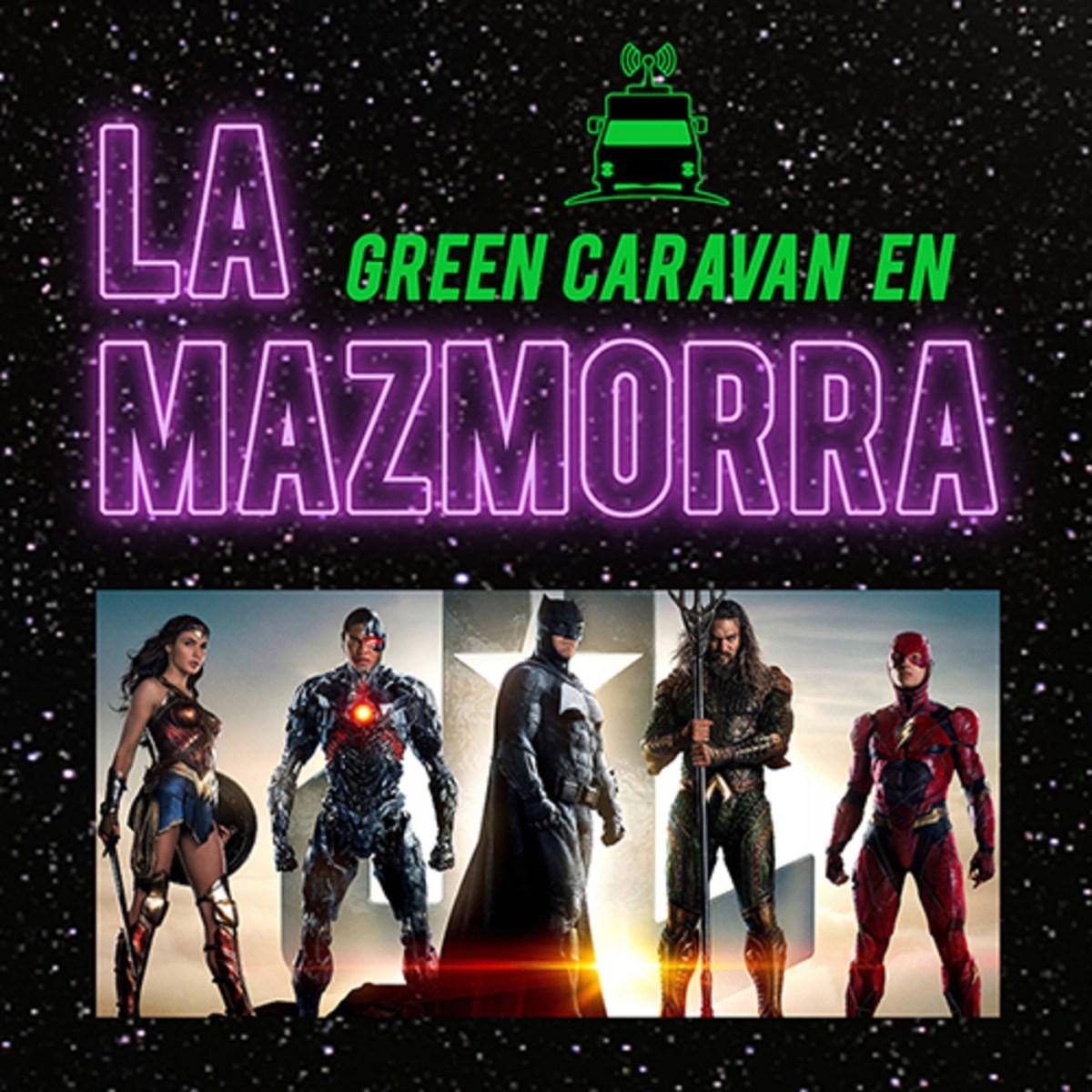 Green Caravan en la mazmorra # 1 – Películas del universo cinematográfico de DC