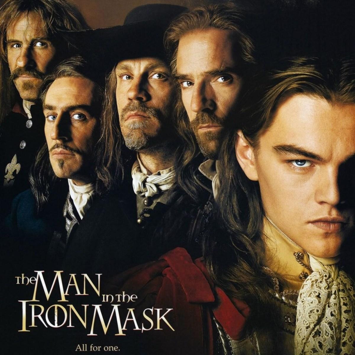 #41 El Hombre de la Máscara de Hierro