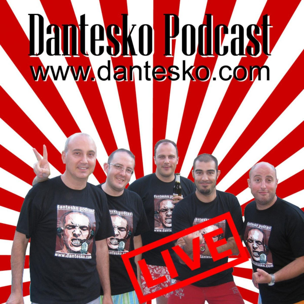 Dantesko 25 – Destripando las redes sociales