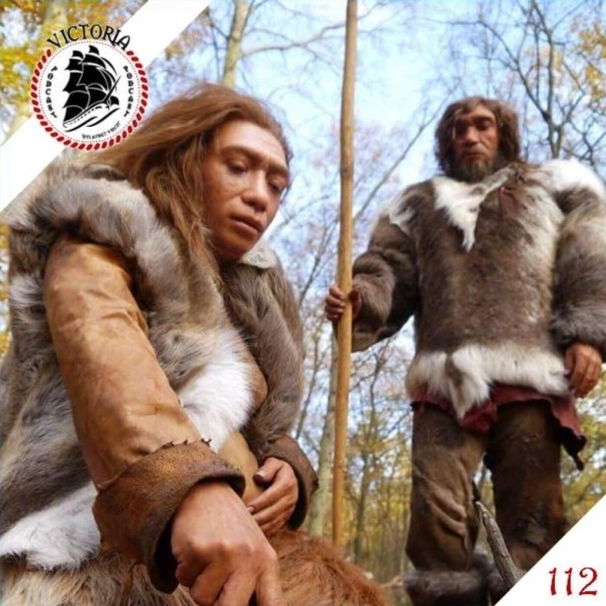 VICTORIA #112 🐾 Tras las huellas de los Neandertales